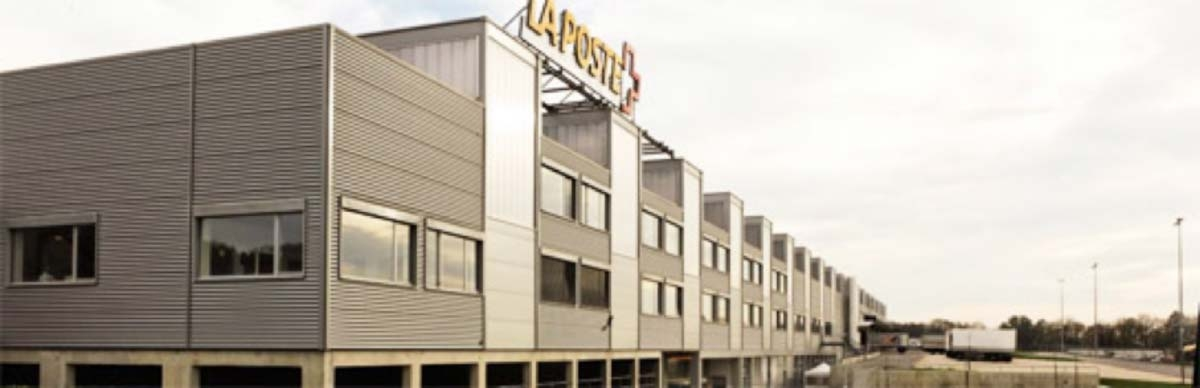 Centre courrier La Poste Suisse à Eclépens (2012)