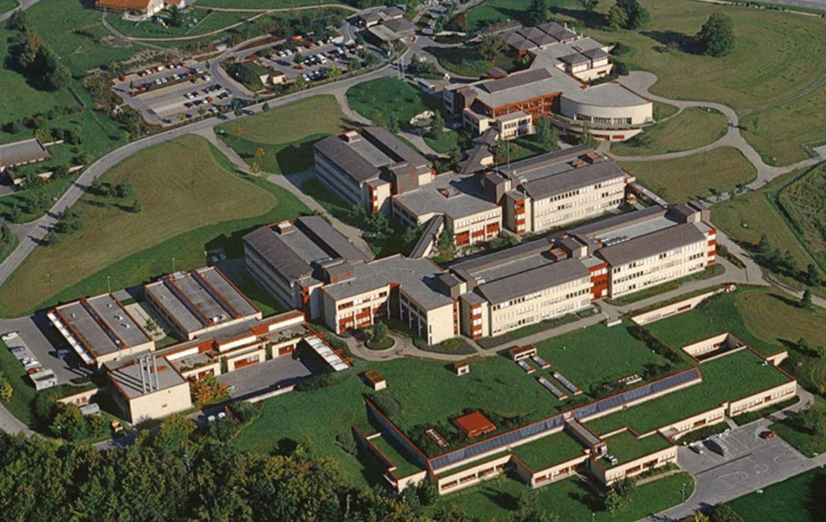 Centre de Recherche Nestlé – enveloppe thermique des bâtiments