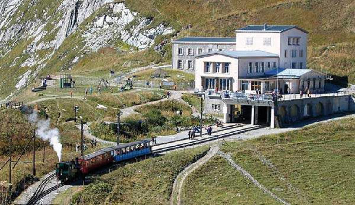 Hôtel Alpin les Rochers-de-Naye GOLDENPASS – audit énergétique