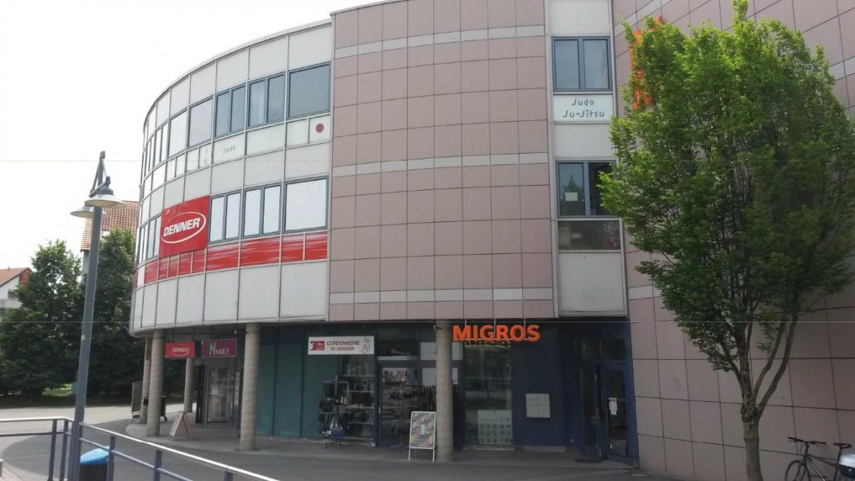 Société Coopérative Migros Vaud - Migros Bussigny - Assainissement des installations techniques CVC(SE) + MCR